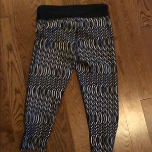 Under Armour Heat Gear compression Leggings Medium